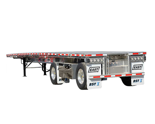 east flatbed trailer