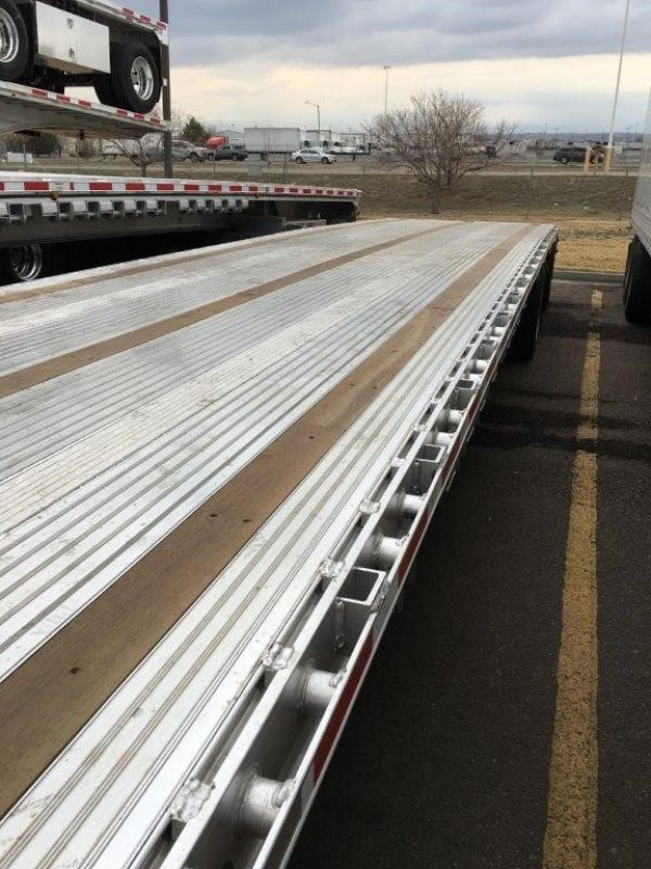 2020 EAST 48X102 ALL ALUMINUM DROP - FIXED SPREAD 6083617047