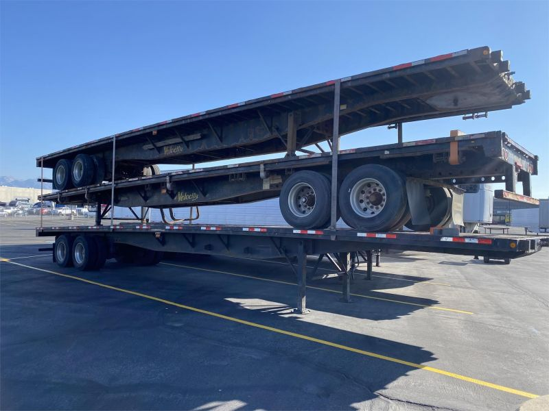 2008 FONTAINE FLAT BED 6162381037